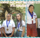 GANADORAS DEL WRITING CONTEST 2018